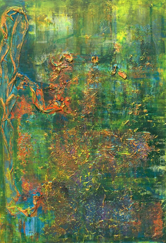 Fabled Gallery Femme avec voile au bord de l'étang https://fabledgallery.art/collection/femme-avec-voile-au-bord-de-letang/