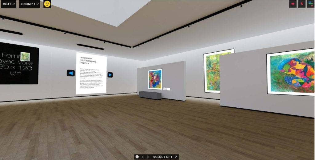 Fabled Gallery Leda Risse https://fabledgallery.art/artist/leda-risse/