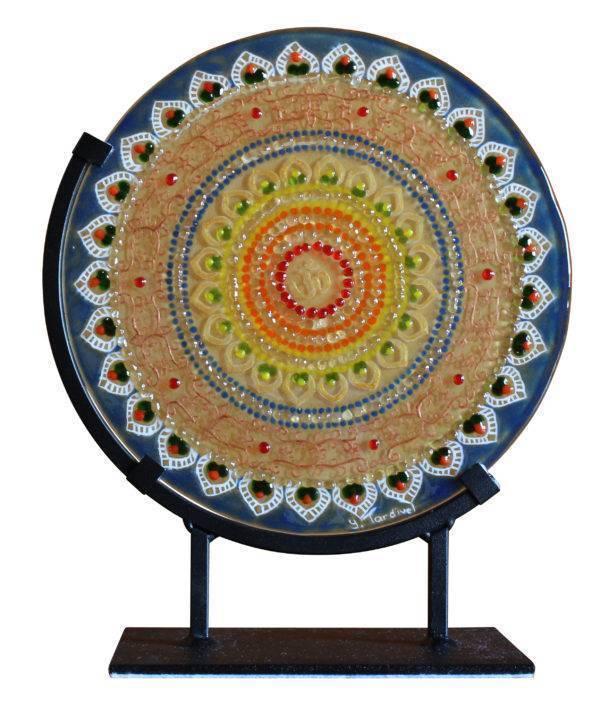 Dentelle OM Artists Other arts Yvette Tardivel Fabled Gallery https://fabledgallery.art/product/dentelle-om/
