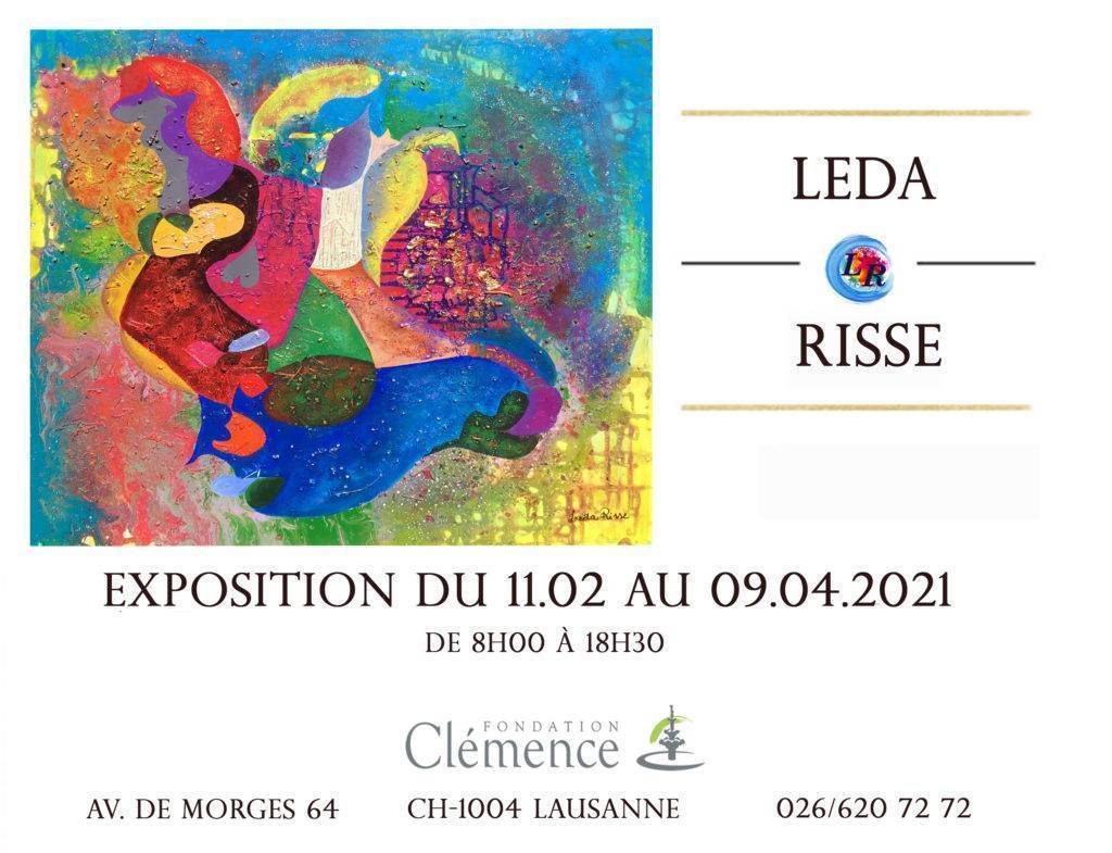 Fabled Gallery Leda Risse Fondation Clemence https://fabledgallery.art/event/leda-risse-fondation-clemence/
