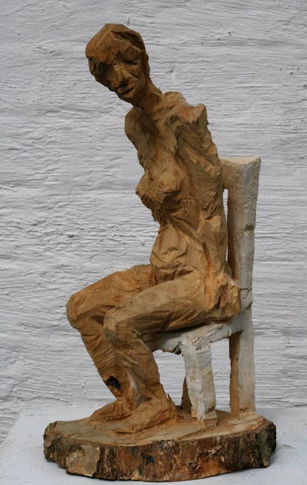Zwiegespräch Artists Sculpture Stephan Müller Fabled Gallery https://fabledgallery.art/product/zwiegesprach/