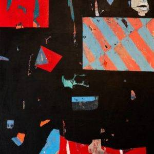 Untitled N4 / Alban Fréneau Artists Painting Fabled Gallery https://fabledgallery.art/product/untitled-n3/