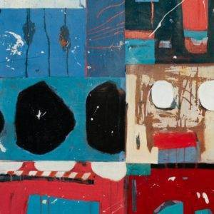 Untitled N8 / Alban Fréneau Artists Painting Fabled Gallery https://fabledgallery.art/product/untitled-n3/